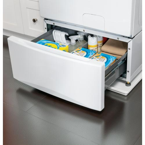 UNIVERSAL WASHING MACHINE FLOOR TRAY - WHITE, LOW PROFILE