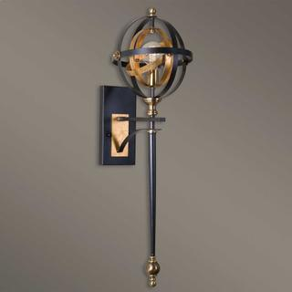 Rondure, 1 Lt Wall Sconce
