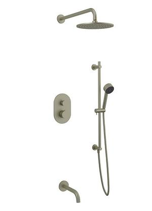 Premier Shower Trim Set PS116BK Product Image