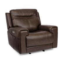 Bravo Power Gliding Recliner with Power Headrest