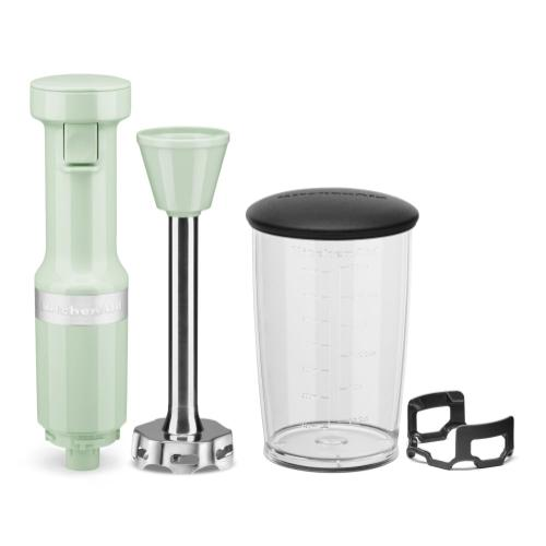Variable Speed Corded Hand Blender - Pistachio