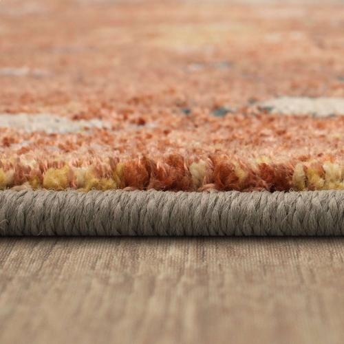 Soiree Torrent Rose Gold 2'x3'