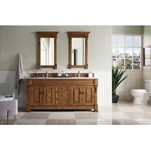 "Brookfield 72"" Double Bathroom Vanity"