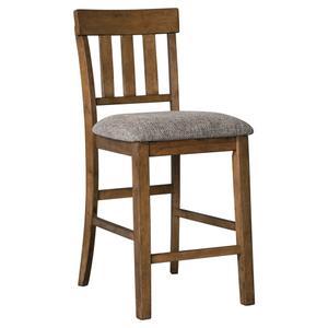 Ashley FurnitureBENCHCRAFTFlaybern Counter Height Bar Stool