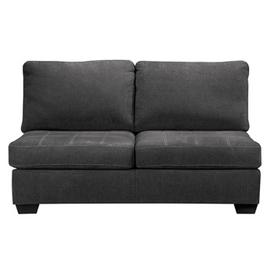 See Details - Ambee Armless Loveseat