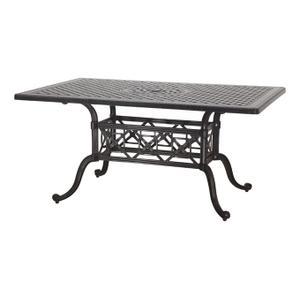 "Gensun Casual Living - Grand Terrace 42"" x 63"" Rectangular Balcony/Gathering Table"
