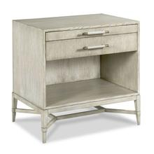 Iris Bedside Table