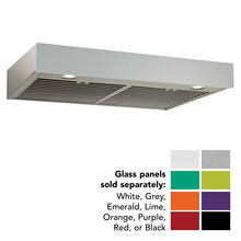 See Details - 30-inch Under-Cabinet Range Hood w/ PURLED™, ENERGY STAR, 550 Max Blower CFM, Without Glass (UCB3 Series)
