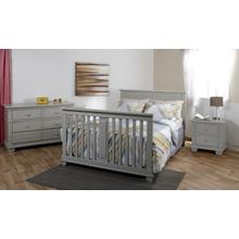 See Details - Torino Full-Size Bed Rails