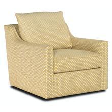 View Product - Living Room Dekker Swivel Chair