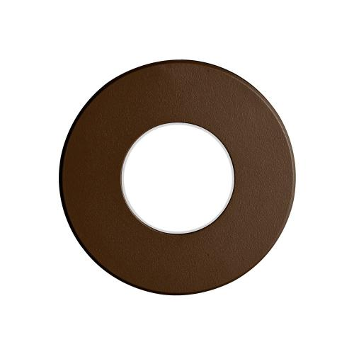 Product Image - Bronze Round In/outdoor 3w LED Wall L