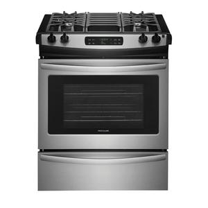 Frigidaire30'' Slide-In Gas Range
