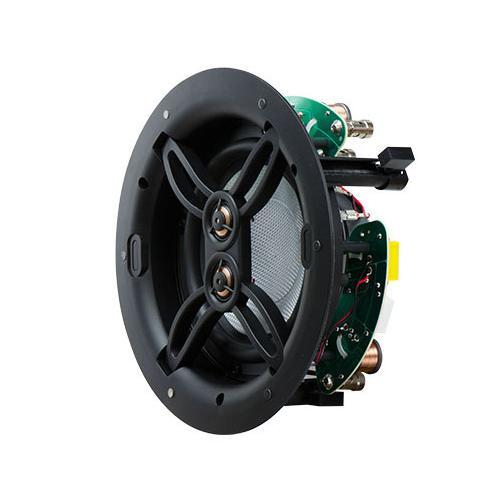 "Nuvo - NUVO Series Four 6.5"" DVC In-Ceiling Speakers"