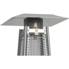 See Details - Hanover Stainless Steel Heat Reflector for Triangle Patio Heaters, HAN910TREF