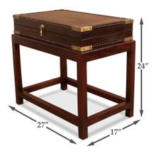 See Details - Winchester Box On Stand
