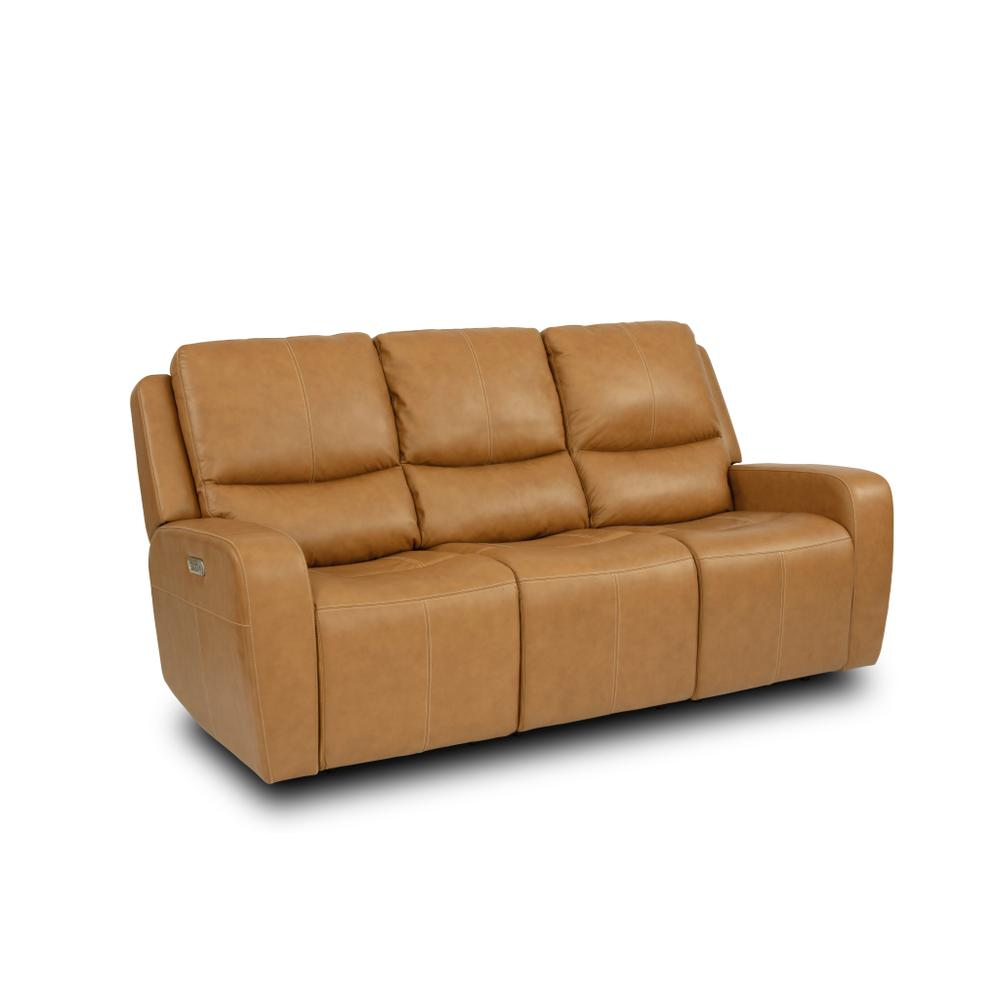 See Details - Aiden Power Reclining Sofa with Power Headrests