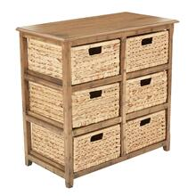 Sheridan 6-drawer Storage