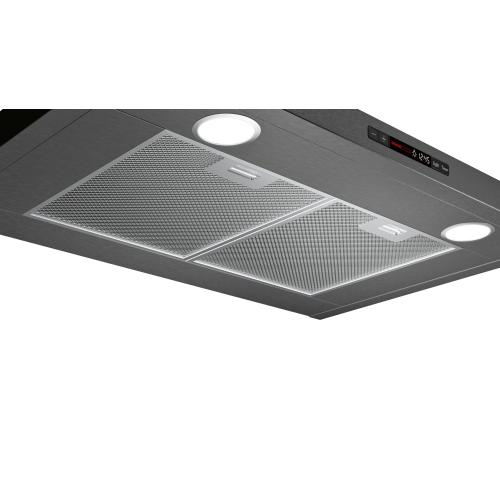 800 Series Wall Hood 30'' Black stainless steel HCP80641UC