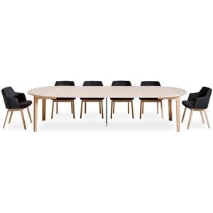 Skovby #112 Dining Table