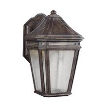 Londontowne LED Lantern Weathered Chestnut Bulbs Inc