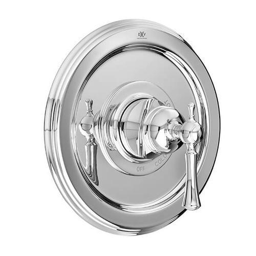 Dxv - Randall Pressure Balanced Shower Valve Trim with Lever Handle - Polished Chrome