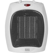 1,500-Watt Desktop Ceramic Heater (White)