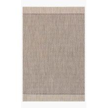 View Product - IE-03 Grey / Black Rug