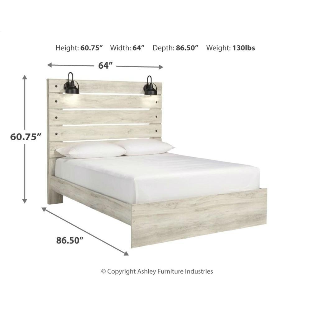 Cambeck Queen Panel Bed