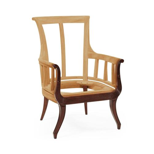 Occasional chair (Frame only)