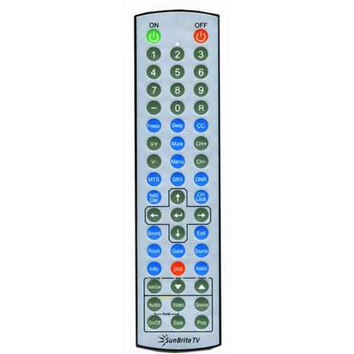 Standard Remote Control - WR-01