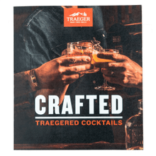 See Details - Crafted: Traegered Cocktails Recipe Book