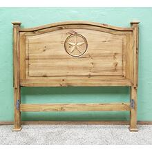 Queen Size Headboard Only Star