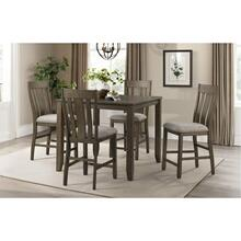 5046 Everett 5-Piece Counter Height Dining Set