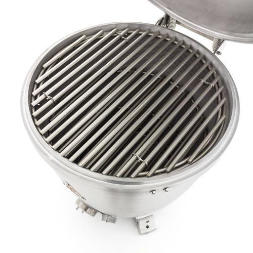 """Blaze Grills - Blaze 20"""" Cast Aluminum Kamado"""