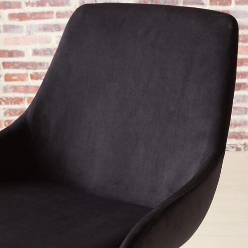 Cassidy Side Chair, set of 2 in Black