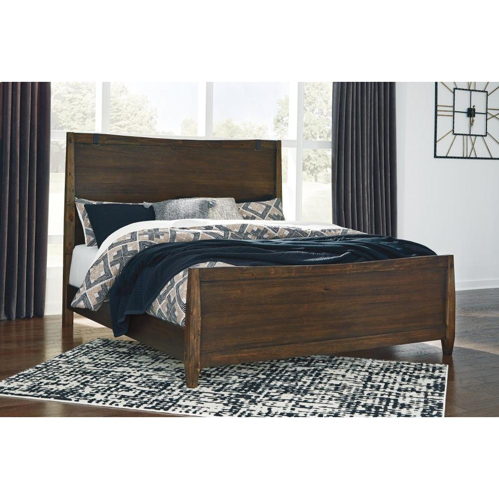 Kisper California King Panel Bed