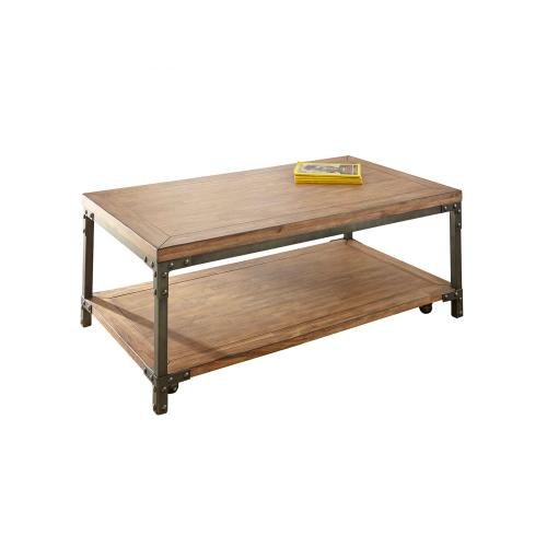 Lantana Cocktail Table w/Caster