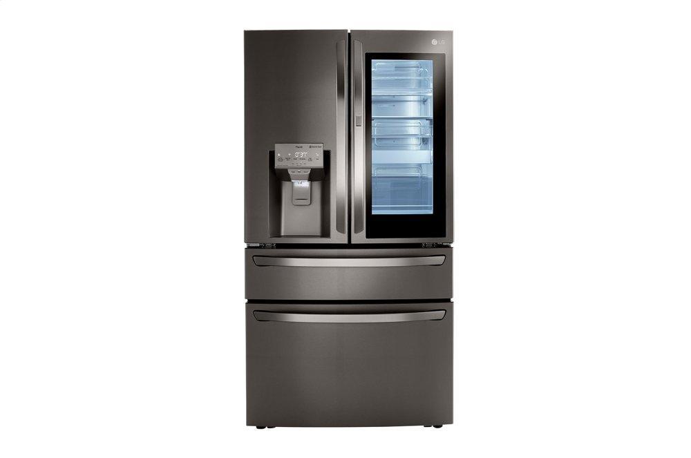 LG Appliances30 Cu. Ft. Smart Wi-Fi Enabled Instaview™ Door-In-Door® Refrigerator With Craft Ice™ Maker