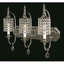 3-Light Princessa Sconce