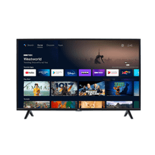 """See Details - TCL 40"""" Class 3-Series FHD LED Smart Android TV - 40S334"""