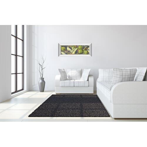 "Classy Art - ""Sparkling Pears I"" By Silvia Rutledge Mirror Framed Print Wall Art"