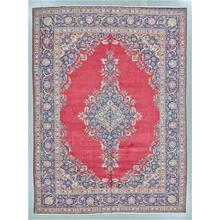"""KASHAN 000134052 IN RED 10'-9"""" X 14'-11"""""""