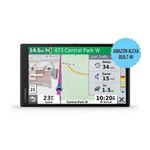 DriveSmart 65 6.95-Inch GPS Navigator with Amazon® Alexa®, Bluetooth®, Wi-Fi®, and Traffic Alerts