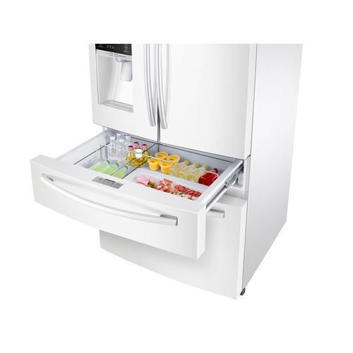 28 cu. ft. 4-Door French Door Refrigerator (Refurbished, rebates do not apply)