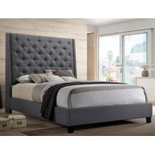 Chantilly K Headboard Grey