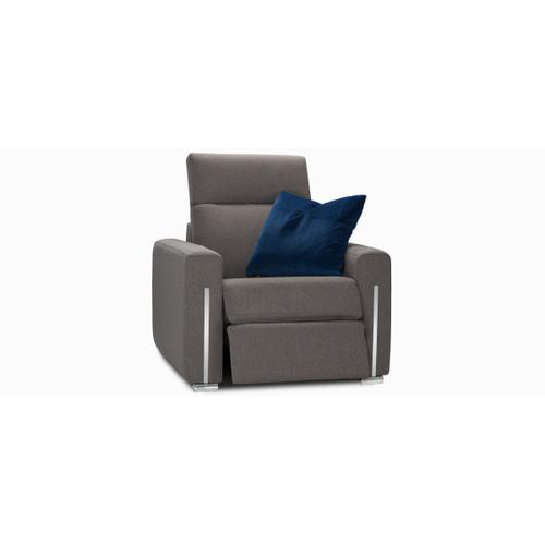 Jaymar - Monterey Accent chair / Motion (044) with small arm