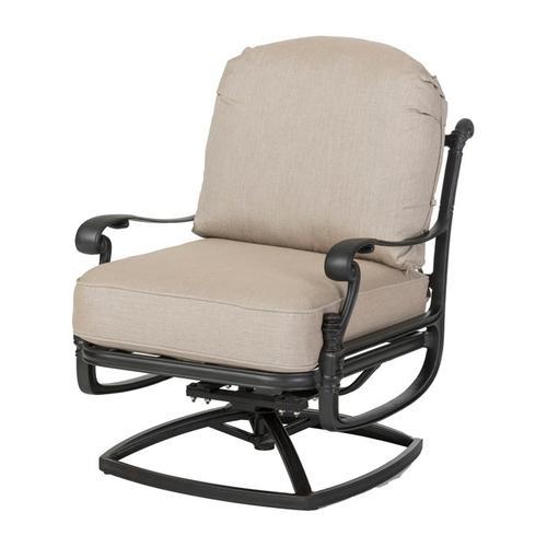 Gensun Casual Living - Florence Cushion Swivel Rocking Lounge Chair