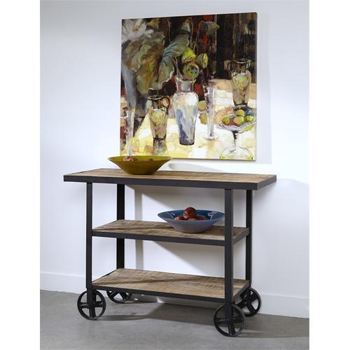 Gallery - 3 Shelf Cart