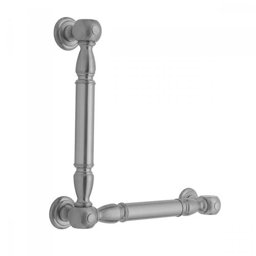 Europa Bronze - G20 12H x 24W 90° Right Hand Grab Bar