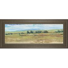 """Distant Treeline Panel I"" By Tim Otoole Framed Print Wall Art"